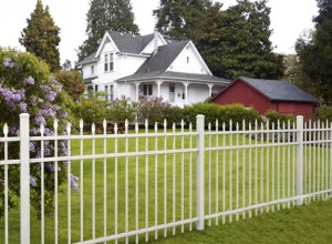 3 Rail Style 150 Residential Aluminum Fencing
