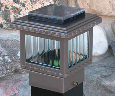 SLA2045 - Polaris Solar Post Light