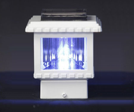 SLA3040 - Polaris Mini Solar Deck Light