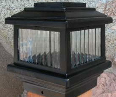 SLA6048 - Polaris Solar Deck Light