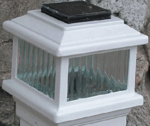 SLF6040 - Polaris Solar Deck Light