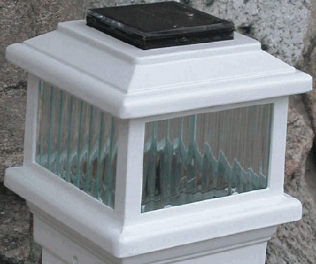 SLF6040 - Polaris Solar Deck Light