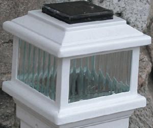 SLW6040 - Polaris Solar Deck Light
