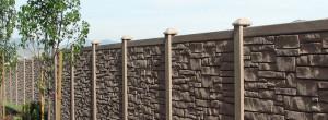 Simulated Rock Walls