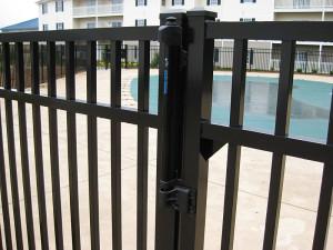 Magna-Latch Pool Gate Latch