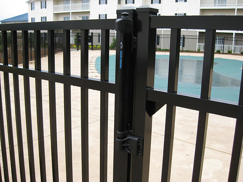 Magna-Latch Pool Gate Latch