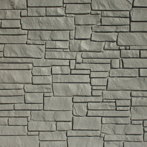 SimTek Grey Simulated Rock Wall