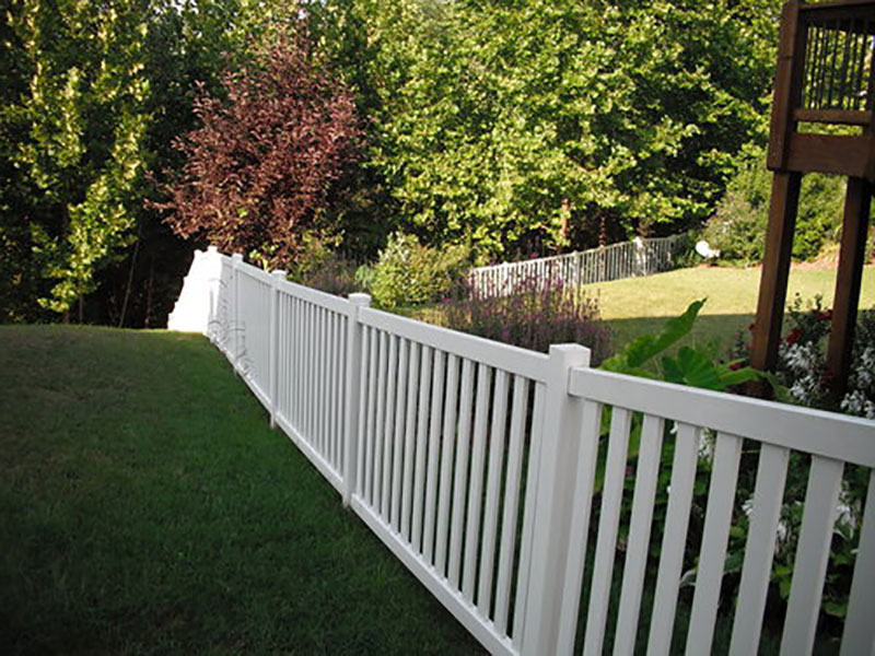 Kennerly Vinyl Fence