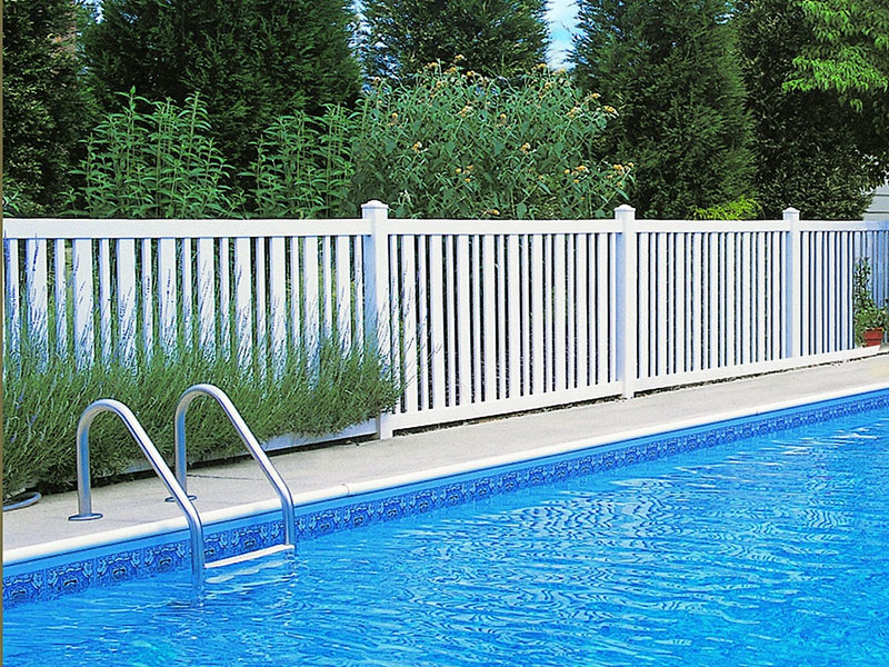 Kingston Vinyl Fence